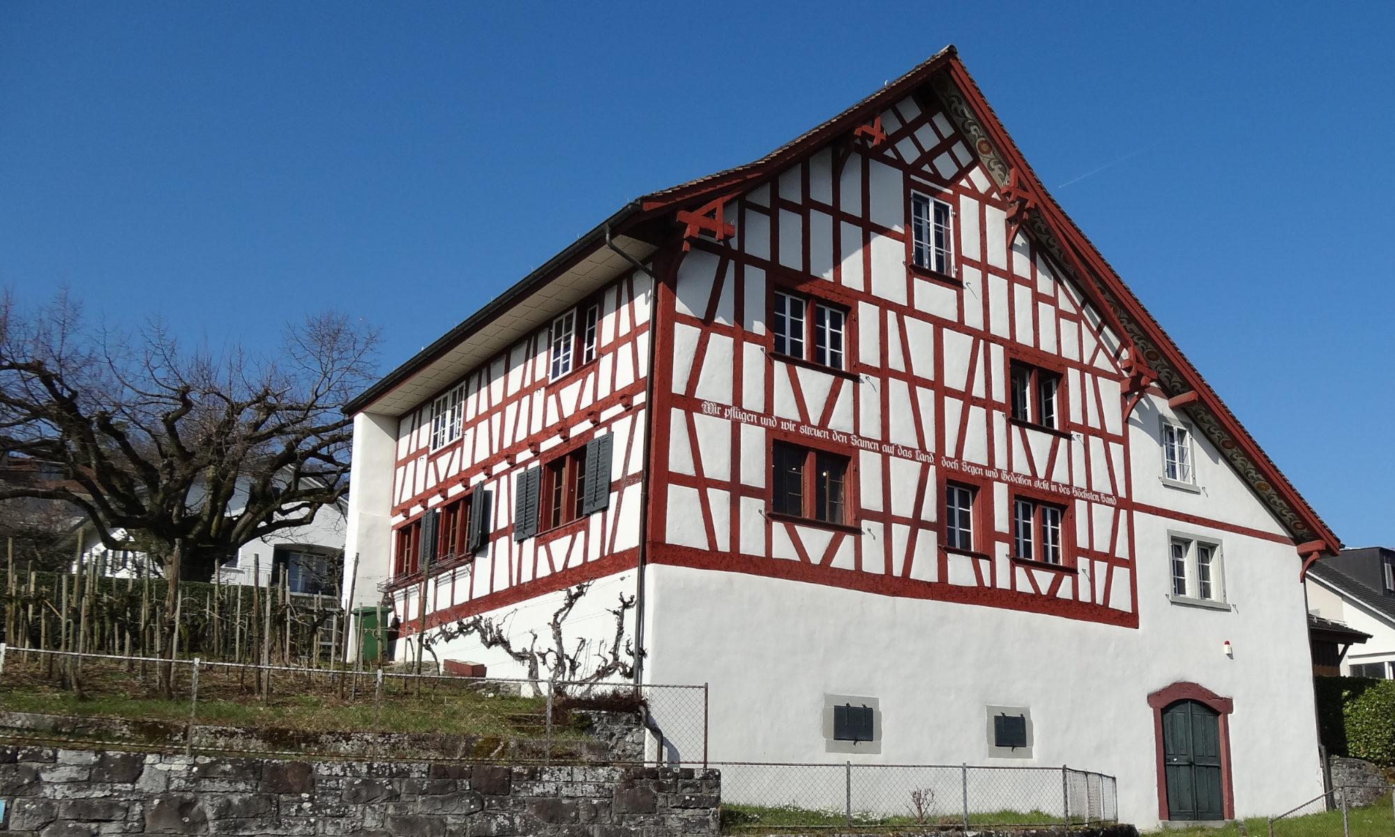Ortsmuseum Rüschlikon